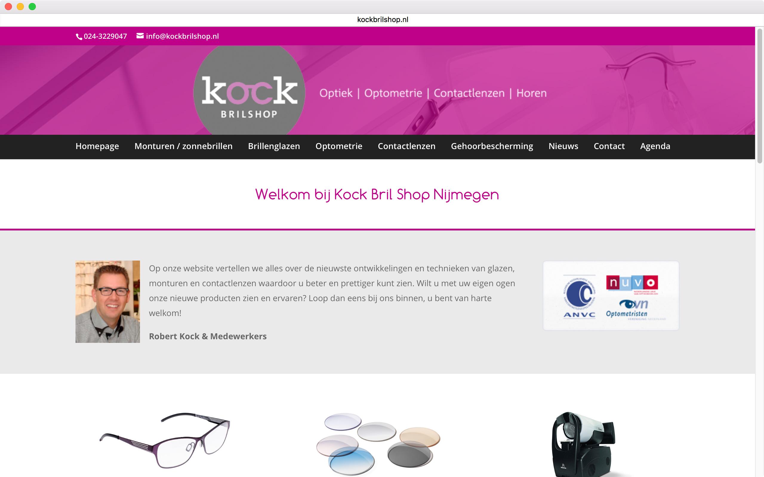 Kock Bril Shop